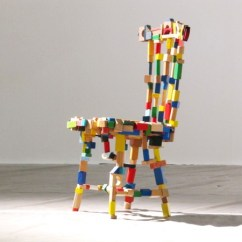 Ergonomic Folding Chair Quinton Wheelchair 20 Cool Furniture Designs Made Out Of Legos