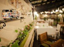 Entirely Handmade Bar Restaurant: Journey Pub in Bucharest