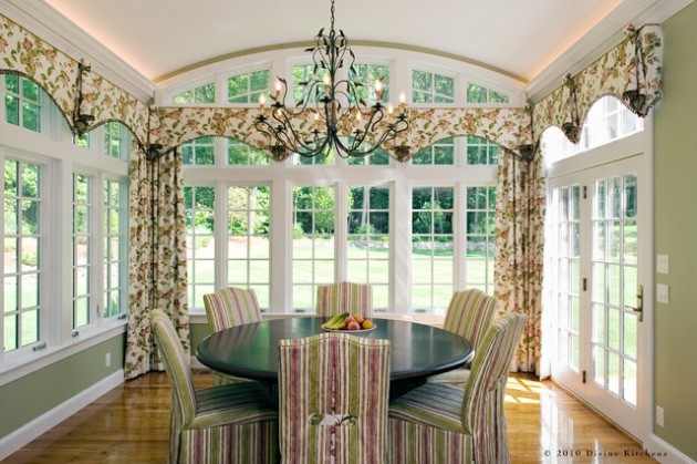 38 Modern Sunrooms with Simple Elegance and Modern Style