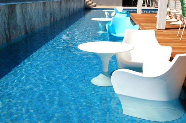 22 Breathtaking PoolSide Bar Ideas