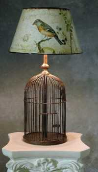 Lovely Repurposed Bird Cages :: Best home design ideas