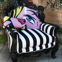 Elderly Chairs Sale Small Shower Chair With Back 27 Cool Furniture Ideas Inspired By Pop Art