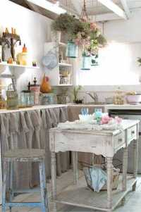 Diy Shabby Chic Dresser For Garden - Home Decorating Ideas