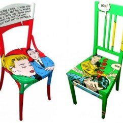Elderly Chairs Fishing Feeder Chair 27 Cool Furniture Ideas Inspired By Pop Art