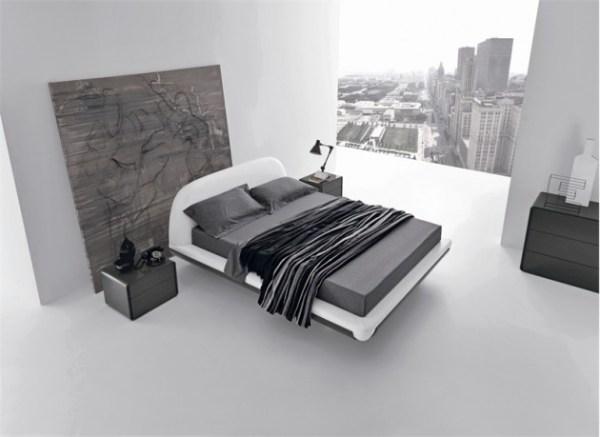 black and white minimalist bedroom ideas 25 Fantastic Minimalist Bedroom Ideas