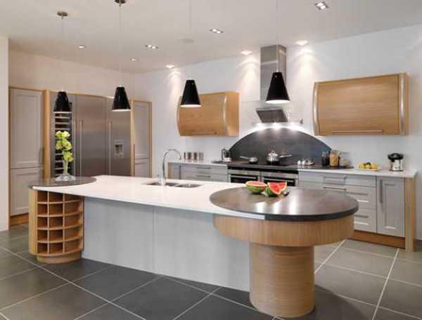 contemporary kitchen island design 38 Fabulous Kitchen Island Designs