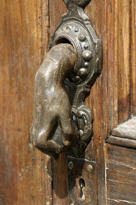 25 Unique Vintage Door Handles