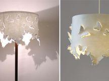 35 Lovely DIY Paper Lamps