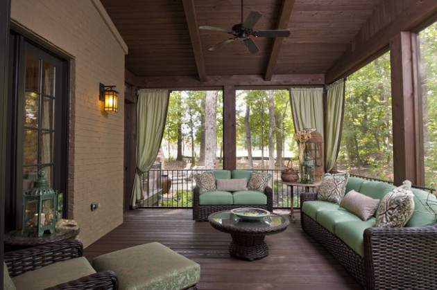 patio curtains ideas - Patio Curtains Ideas