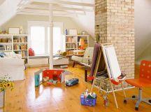 20 Wonderful Examples of Repurposing an Attic for Kids ...