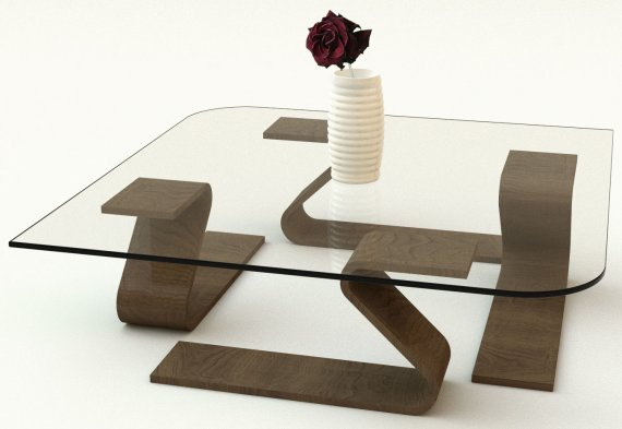 22 elegant glass table design ideas
