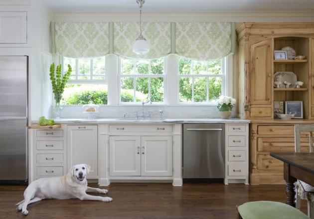 kitchen window ideas metal cabinets for sale 30 impressive treatment