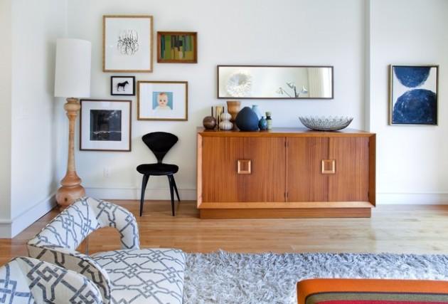 26 Modern Mid Century Living Room Design Ideas