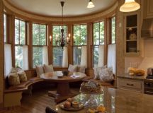 30 Adorable Breakfast Nook Design Ideas For Your Home ...