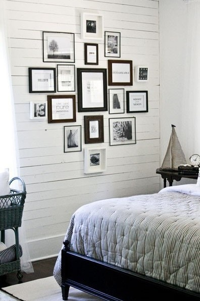 decorate living room pictures modern decorating ideas for rooms 30 amazing picture frame clusters