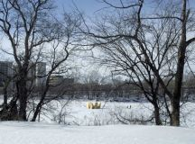 Amazing Winter Project - Winnipeg Skating Shelters by ...