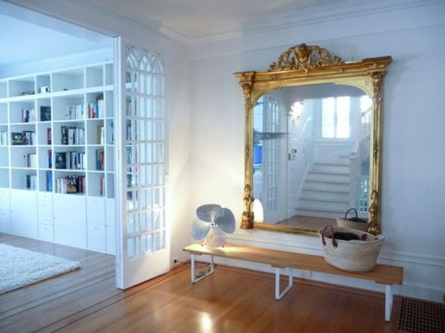 40 Magnificent Interior Designs With Big Big Mirrors