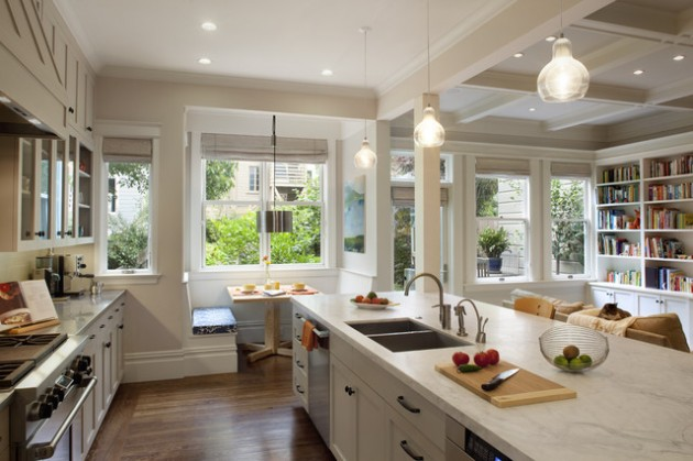 Kitchen Nook Decor Ideas
