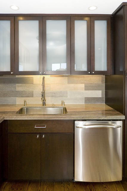 Contemporary Kitchen Backsplash Ideas