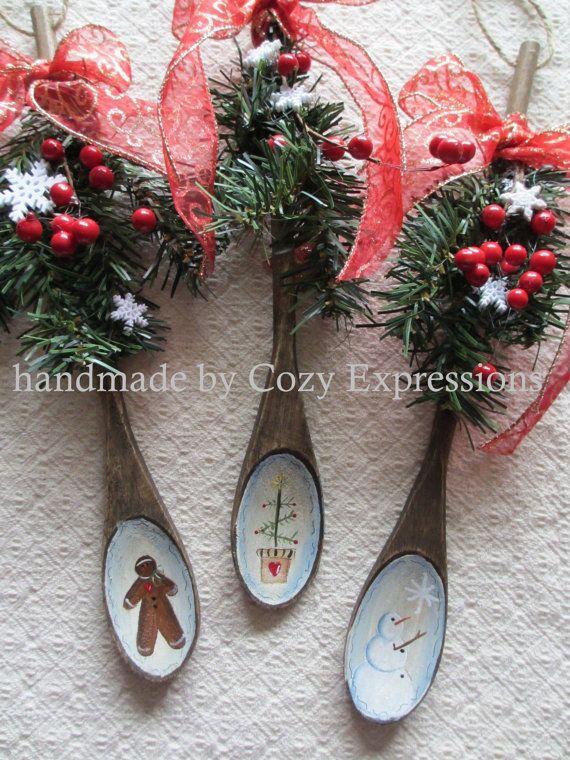 Creative DIY Wooden Spoons Crafts  Best home design ideas