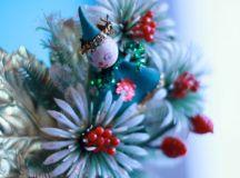 20 Charming Vintage Christmas Decorations