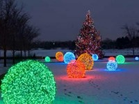 The Best 40 Outdoor Christmas Lighting Ideas That Will ...