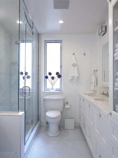 Bathroom Designs Long And Narrow
