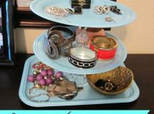 26 Creative DIY Ideas For Repurposing Old Trays For Better ...