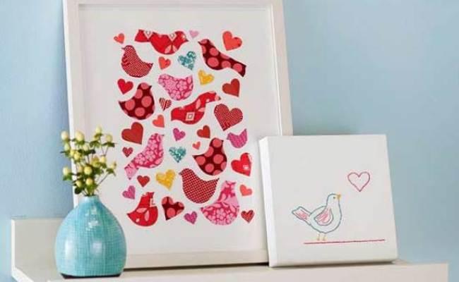 30 Loving Diy Valentine S Day Wall Art Ideas