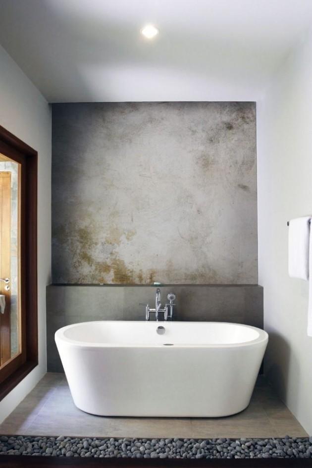 23 Amazing Concrete Bathroom Designs