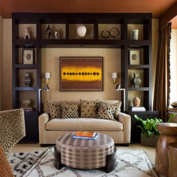 Marvelous African Inspired Interior Design Ideas