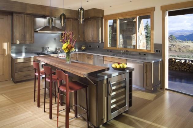 kitchen bar designs quality cabinet brands 30 elegant contemporary breakfast design ideas