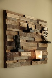 Wooden Wall Decorations - Home Designs
