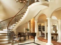 living room with piano Archives - Architecture Art Designs