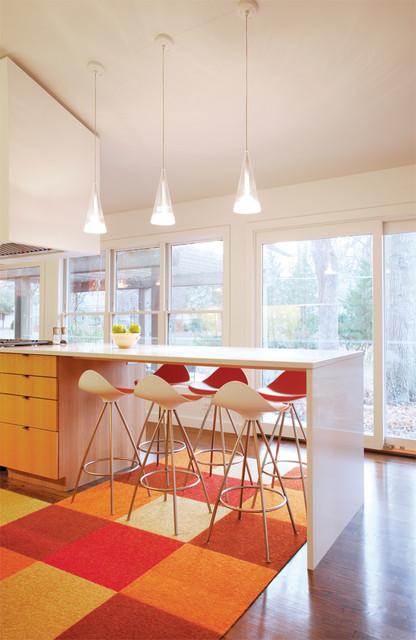 Fall Be Kind Wallpaper 30 Elegant Contemporary Breakfast Bar Design Ideas