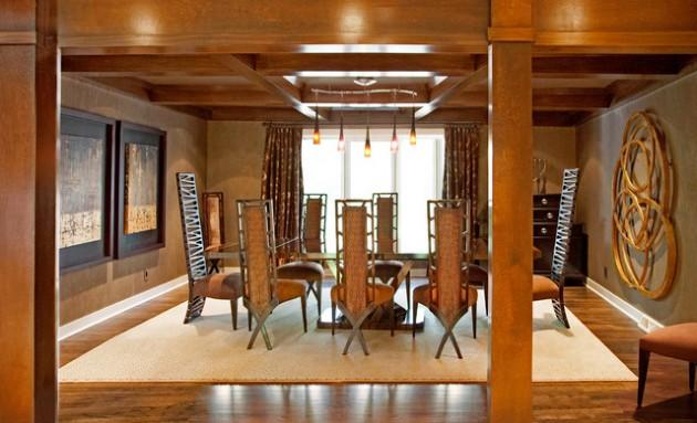 21 Marvelous African Inspired Interior Design Ideas