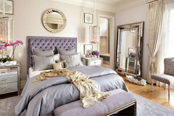 glam feminine bedroom 27 Creative Ways To Decorate Fantastic Feminine Glam Bedroom
