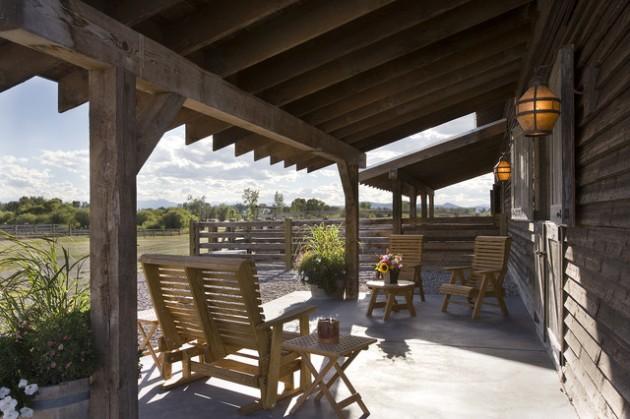 22 awesome rustic patio design ideas
