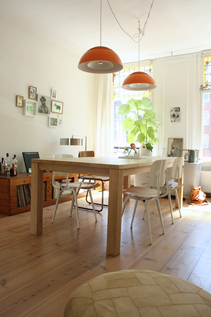19 Traditional Scandinavian DIning Room For Pleasant