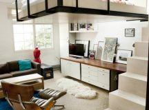6 Smart Small Studio Apartment Design Ideas with a Big ...