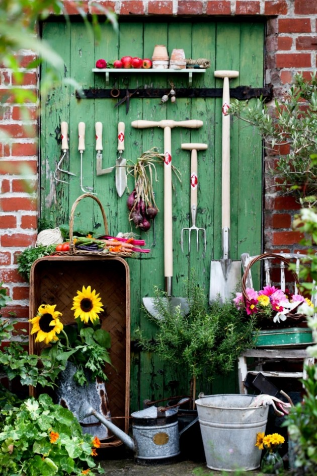 The Best 30 DIY Vintage Garden Project You Need To Try