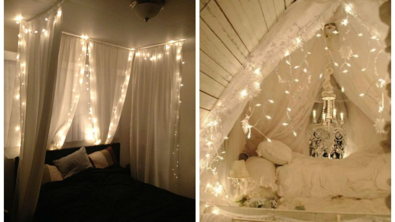 23 amazing canopies with string lights