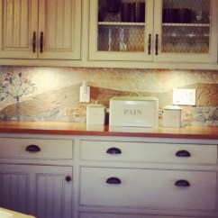 Inexpensive Backsplashes For Kitchens Home And Garden Kitchen Designs 30 Unique Diy Backsplash Ideas You Need To See