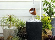 23 Astonishing DIY Garden Fountain Tutorials