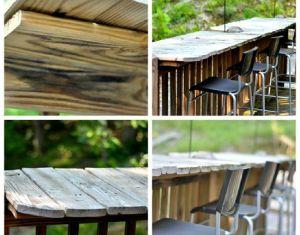 23 Incredible Diy Outside Bar Ideas Architecture Art Designs