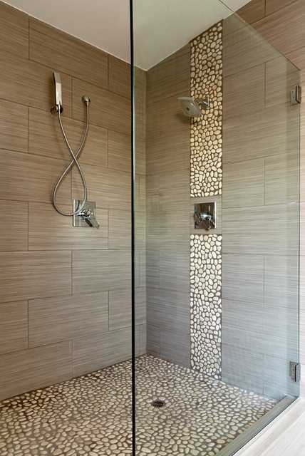 20 Fascinating Contemporary Shower Design Ideas That Will