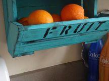 18 Great DIY Fruit Storage Items for Kitchen Improvement