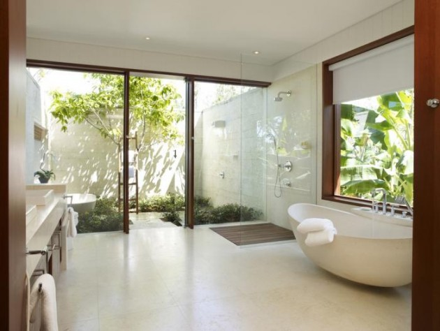 The Coolest 14 Open Bathroom Designs You Must See