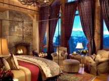 16 Irresistibly Warm and Cozy Rustic Bedroom Designs