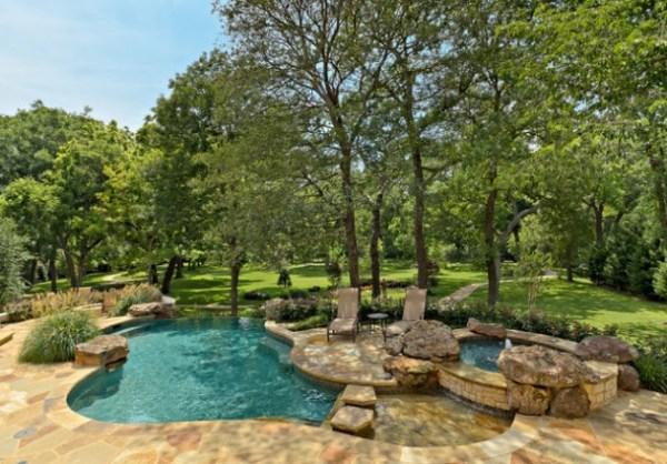 sensational backyard pool design